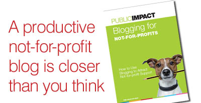 not for profit blog eBook pic